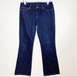 Joe's Jeans Dark Wash Honey Bootcut Perry Jean